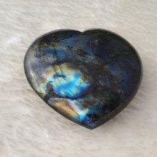Labradorito širdelė